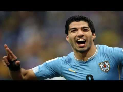 Uruguay 2-1 England (World Cup BRAZIL 2014) / Uruguay 2-1 Inglaterra (Mundial BRASIL 2014)