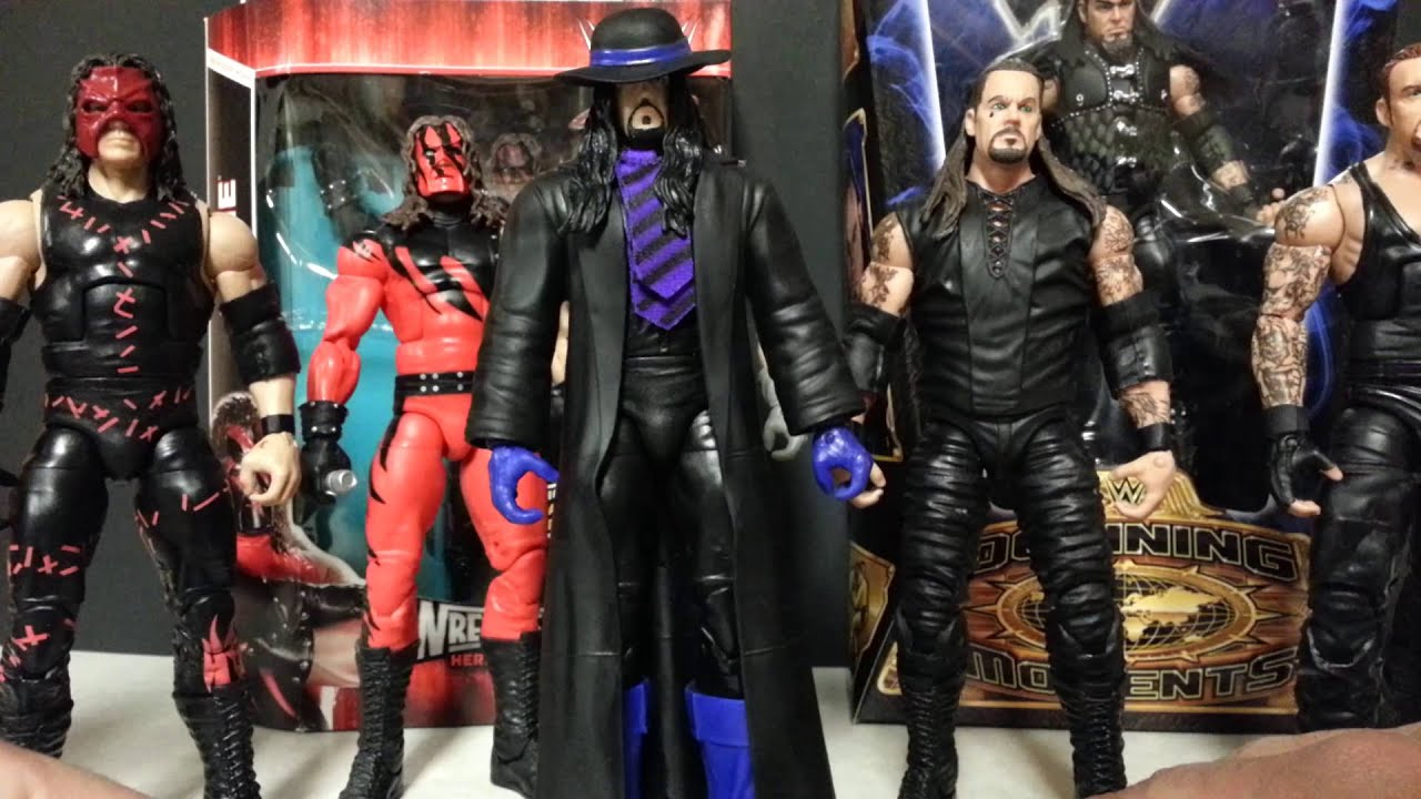 WWE Undertaker and Kane Brothers