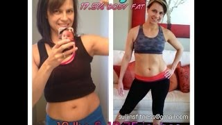 21 DAY FIX REVIEW AFTER A BABY - KRISTINA SULLINS