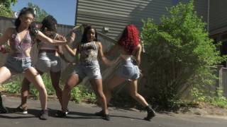 Temperature - Machel Montano - Ella WM Choreo