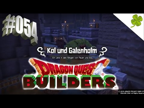 Essen-Hunger-Durst??? Ein ,,tolles,, Land! | Dragon Quest Builders #S03E54 | Eigen-Kreationen Play
