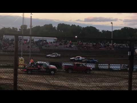 Quincy Raceways 5-21-17 sport Compact Feature