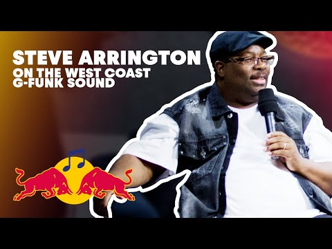 Steve Arrington Lecture (New York 2013) | Red Bull Music Academy