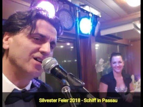 Silvester Feier 2018 Donau Schiff Passau