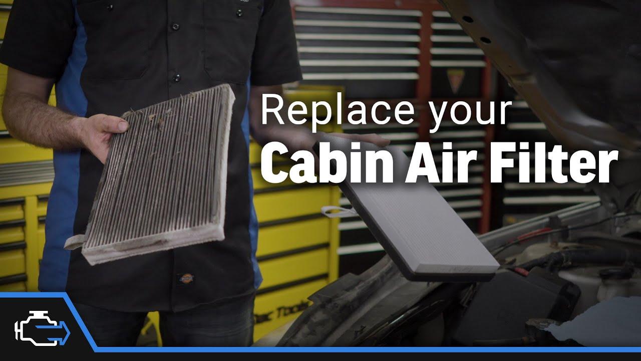 cabin air filter 2006 2013 3 5l chevy impala [ 1280 x 720 Pixel ]
