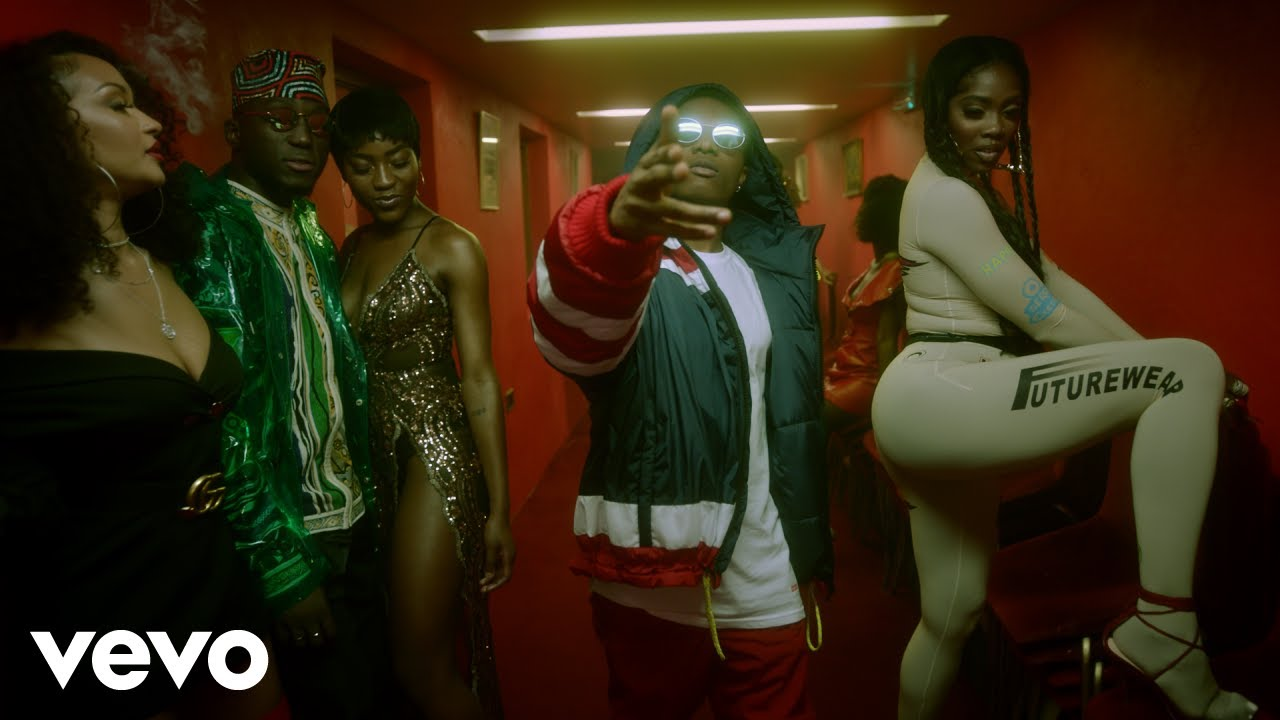 DJ Spinall - Dis Love (Official Video) ft. Wizkid, Tiwa Savage