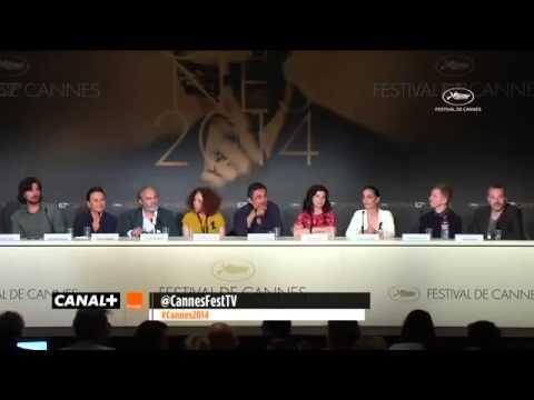 Cannes 2014   WINTER SLEEP Nuri Bilge Ceylan Kış Uykuşu Press Conference360p H 264 AAC