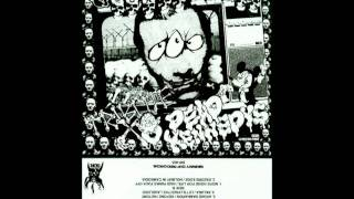 ARGUE DAMNATION (Japan) - Kepone Factory (Dead Kennedys cover)