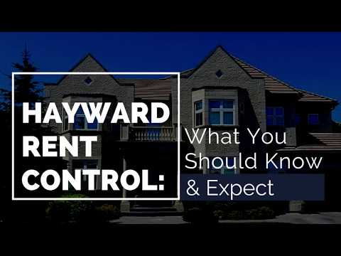 Hayward Rent Control: What You Should Know & Expect
