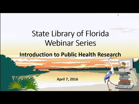 Introduction to Public Health Research