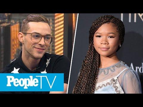 Adam Rippon Talks 'DWTS', Gus Kenworthy, Olympics & More, Storm Reid Dishes On Oprah | PeopleTV