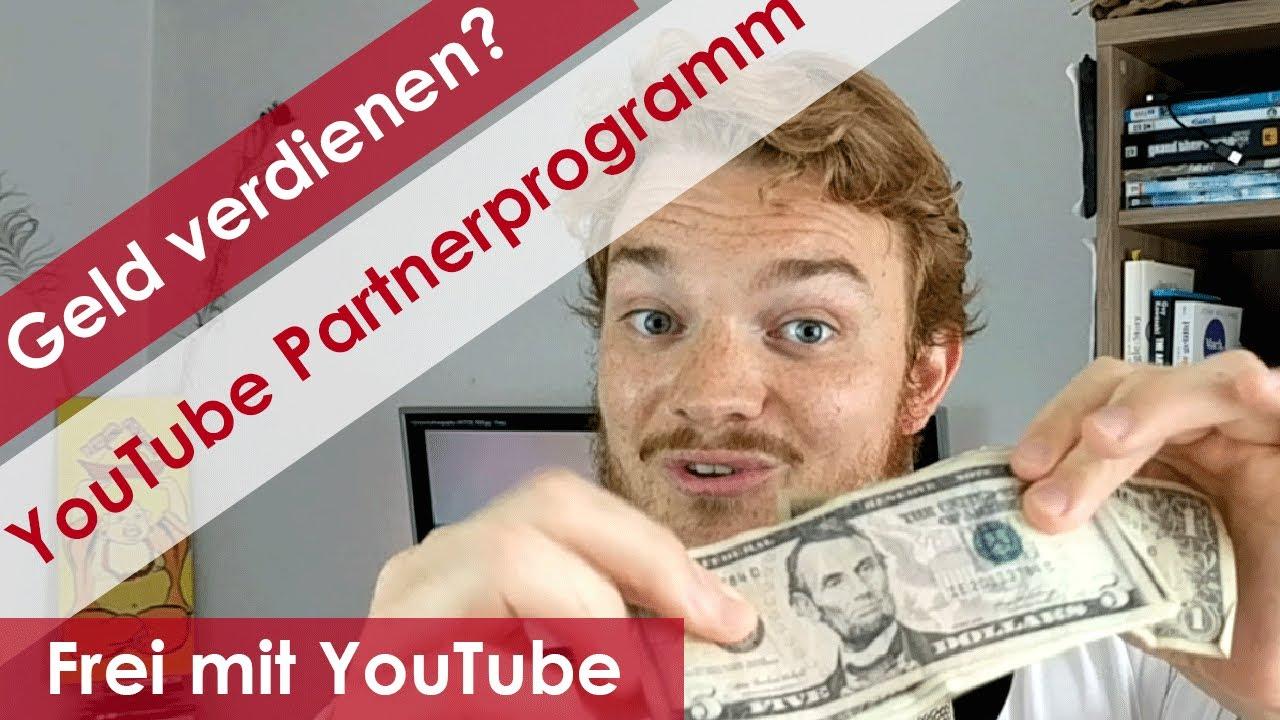 wann bekommt man bei youtube geld