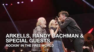Neil Young - Rockin' In The Free World (Arkells & Randy Bachman cover)