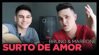 Baixar SURTO DE AMOR - BRUNO & MARRONE (COVER TULIO E GABRIEL)