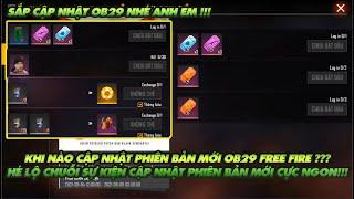 Free Fire| Hé lộ ngày cập nhật phiên bản mới FF OB29 và chuỗi sự kiện tặng quà cập nhật khá ngon screenshot 4
