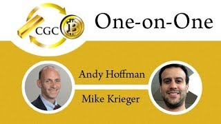 One-on-One w/Andy Hoffman - Episode 11 - Special Guest, Mike Krieger
