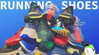 Running Shoe Questions Answere…