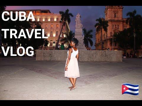 Cuba Travel Vlog/Birthday Trip Part 1