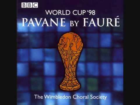 Pavane by Fauré - BBC World Cup '98