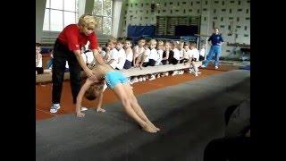 Дети-акробаты