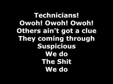 Tech N9ne - Technicians - Lyrics