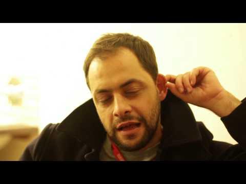 Antonio zambujo Interview, Al Hambra - Paris 2013
