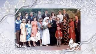видео 35 лет - годовщина коралловой свадьбы. Поздравляем!