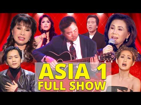 """ASIA 1 FULLSHOW """" ĐÊM SÀI GÒN """" Phương Loan & Ban nhạc Chí Tài Brothers"""