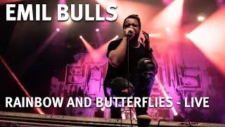 Emil Bulls Rainbow and Butterflies live FULL HD VIDEO