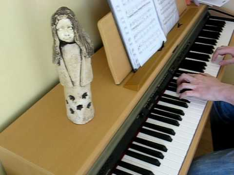 Christian Petzold  Minuet in G Minor BWV Anh. 115 David Ruzicka