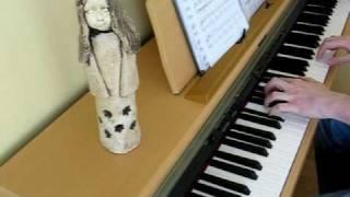 Christian Petzold - Minuet in G Minor (BWV Anh. 115) [David Ruzicka]