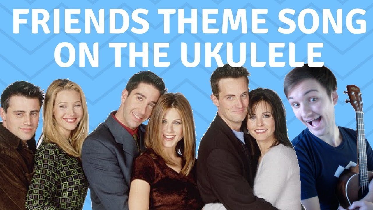 How to Play the Friends Theme Song on Ukulele (EASIEST TUTORIAL)