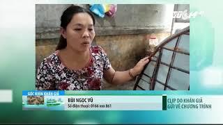 VTC14 | Quảng Trị: Giếng nước sinh hoạt bốc mùi xăng dầu