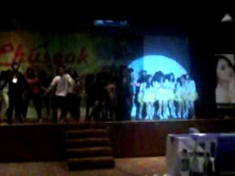 "[09292012] ""Oppa Gangnam Style"" @ CHUSEOK FEST"