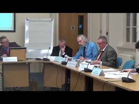 Audit and Risk Management Committee 18th March 2015 Part 2 of 2