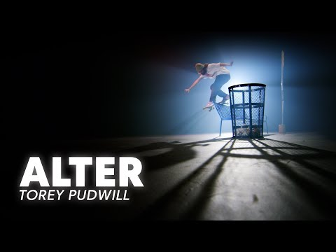 Seeing Through Torey Pudwill's Eyes | Alter Ep. 1