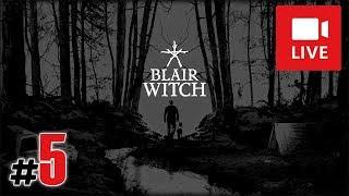 """[Archiwum] Live - BLAIR WITCH (3) - [1/2] - """"Szukając części"""""""