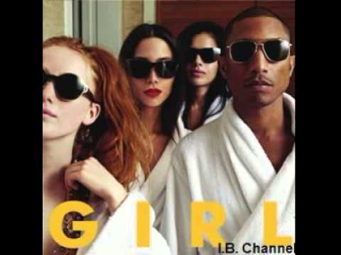 Pharrell Williams - GIRL (Deluxe Edition) | 02. Brand New (feat. Justin Timberlake)