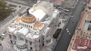 Mirador Torre Latino México D.F.