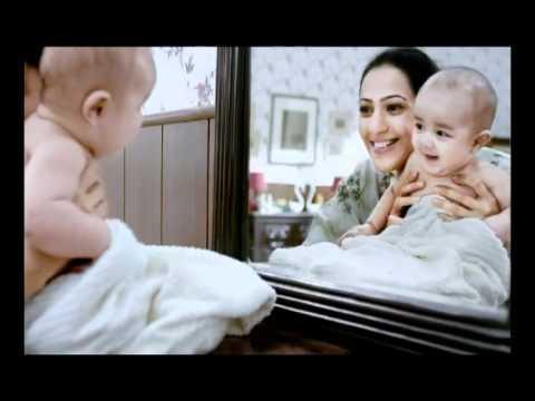 Khiyaan Singhvi Johnson & Johnson Ad