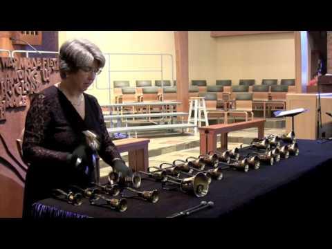 The Sussex Mummers' Christmas Carol handbell solo