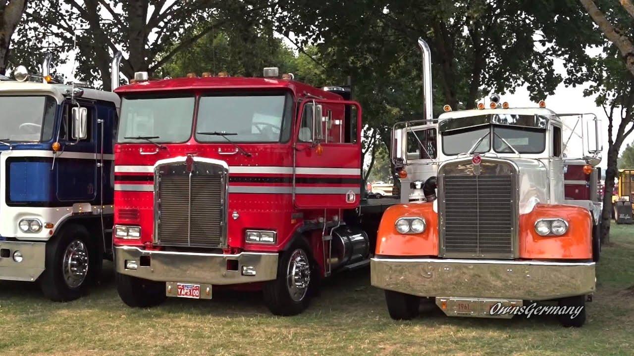 Old Mack Trucks 40