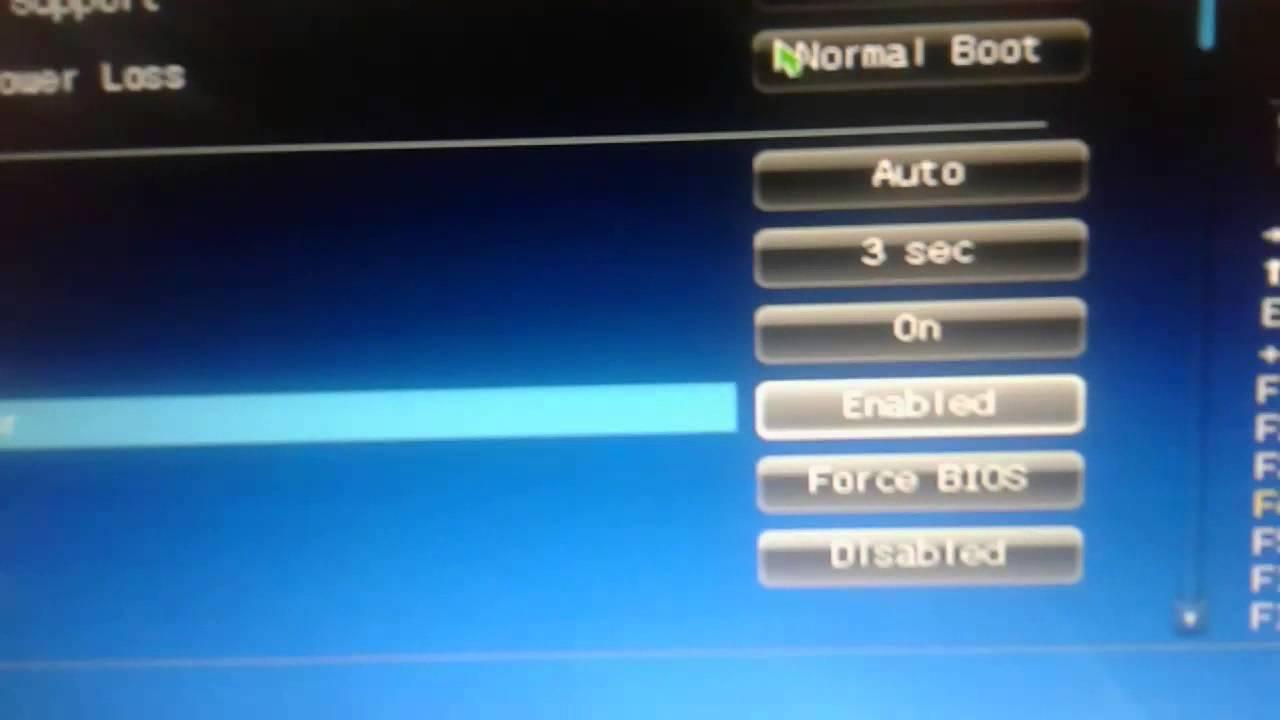 cpu fan error on boot
