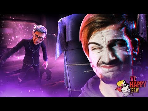 DISCOVERING THE TRUTH & MEETING THE DOC. || We Happy Few (Part 9) thumbnail