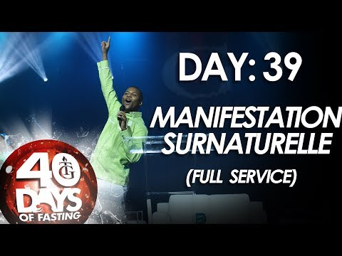 Pasteur Gregory Toussaint | 40 DAY FAST - DAY 39 | Manifestation Surnaturelle
