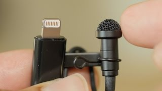 A review of the Sennheiser ClipMic digital and Apogee MetaRecorder....