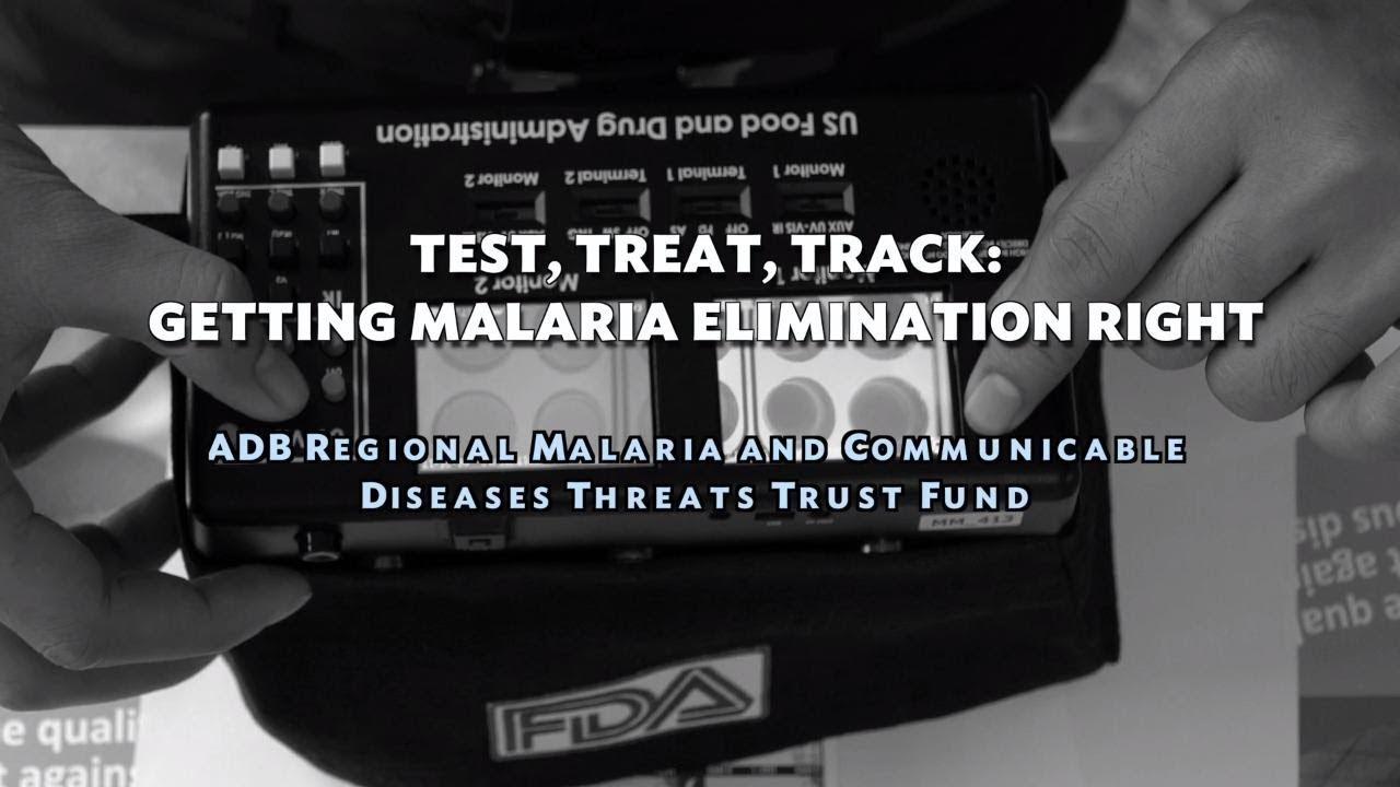 Test, Treat, Track: Getting Malaria Elimination Right