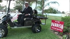 Henry Parrish lll for Mayor of Cocoa FL