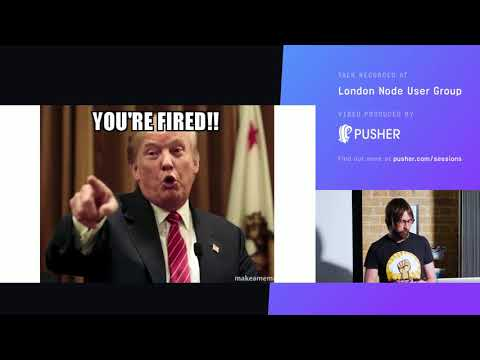 Serverless in Production An Experience Report - Yan Cui & Scott Smethurst - LNUG   March 2018 1