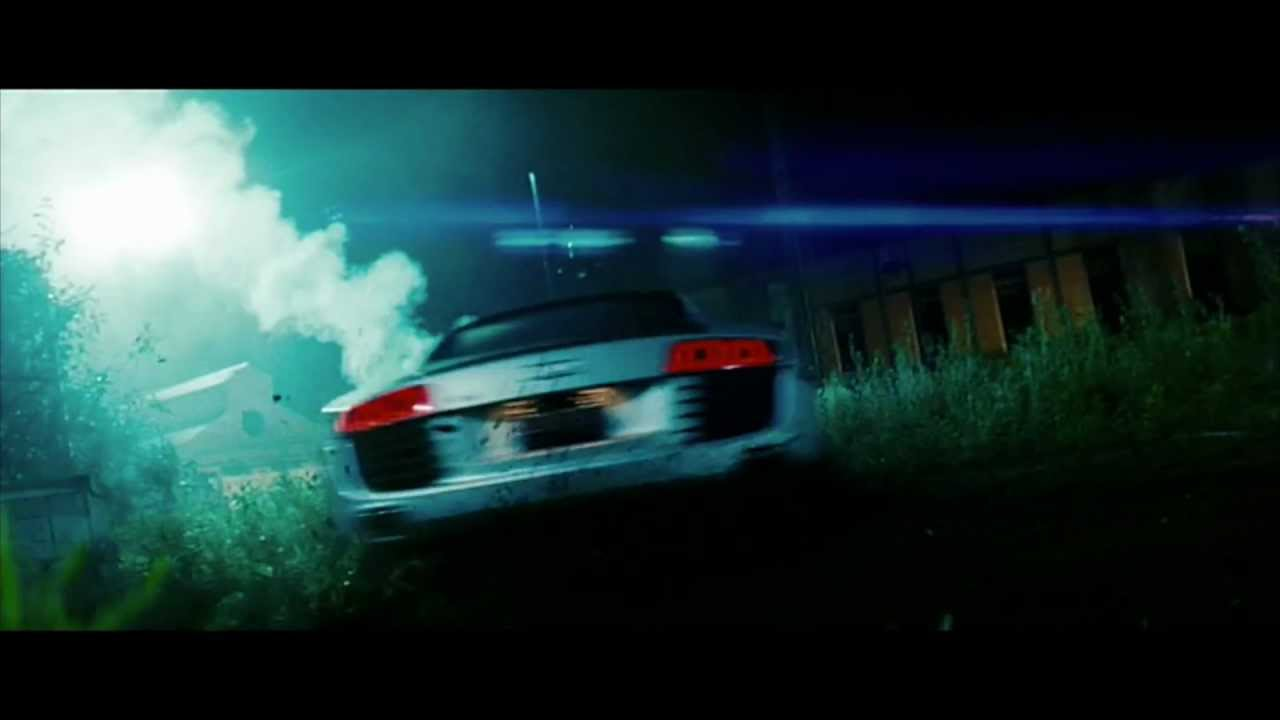 Transformers Revenge Of The Fallen Audi R8 Youtube
